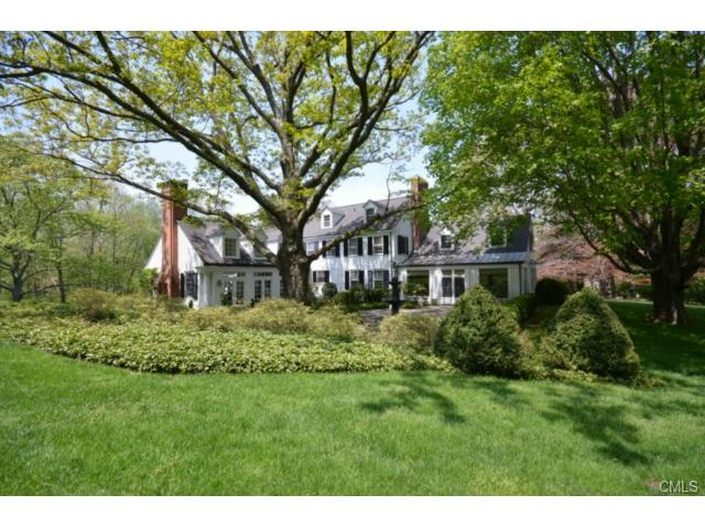 Real Estate for Sale, ListingId: 28020315, New Canaan, CT  06840