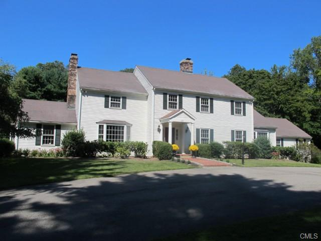 Rental Homes for Rent, ListingId:28837541, location: 507 Brookside ROAD New Canaan 06840
