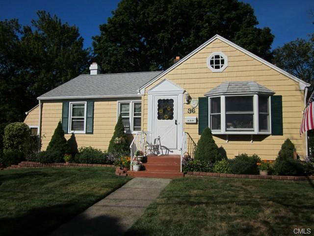 Rental Homes for Rent, ListingId:29444061, location: 36 Rochdale TERRACE West Haven 06516