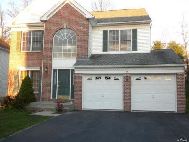 Rental Homes for Rent, ListingId:30094181, location: 9 Ashley COURT Danbury 06810