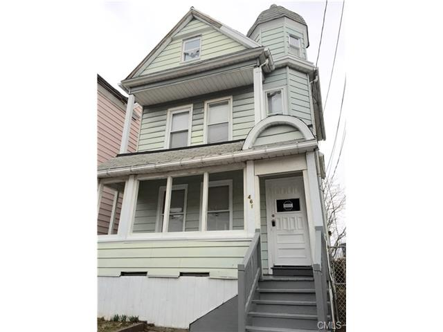 Rental Homes for Rent, ListingId:31705250, location: 461 Norman STREET Bridgeport 06605