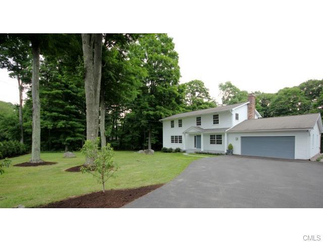 Rental Homes for Rent, ListingId:33429749, location: 290 Georgetown ROAD Weston 06883