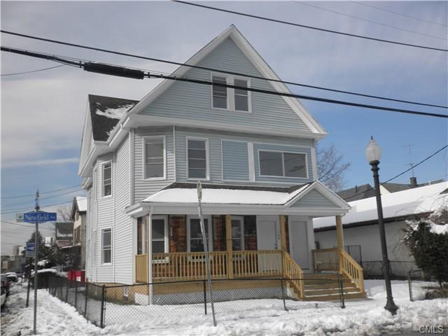 Rental Homes for Rent, ListingId:37200913, location: 145 Newfield AVENUE Bridgeport 06608