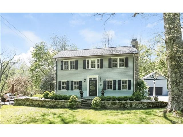 Photo of 1122 Smith Ridge Road  New Canaan  CT