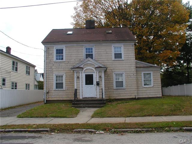 155 Eaton STREET, Bridgeport in Fairfield County, CT 06604 Home for Sale