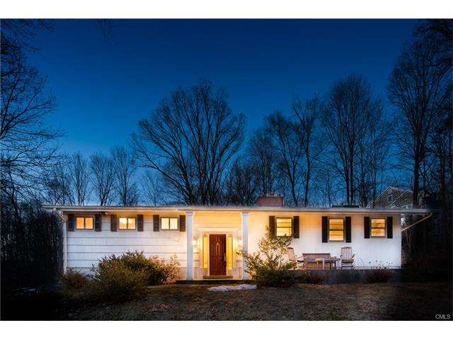 100 Old Norwalk Rd, New Canaan, CT 06840