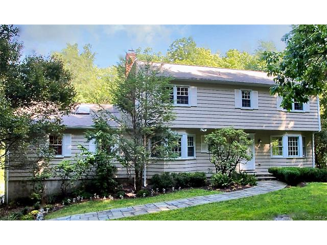Photo of 32 Tubbs Spring Drive  Weston  CT