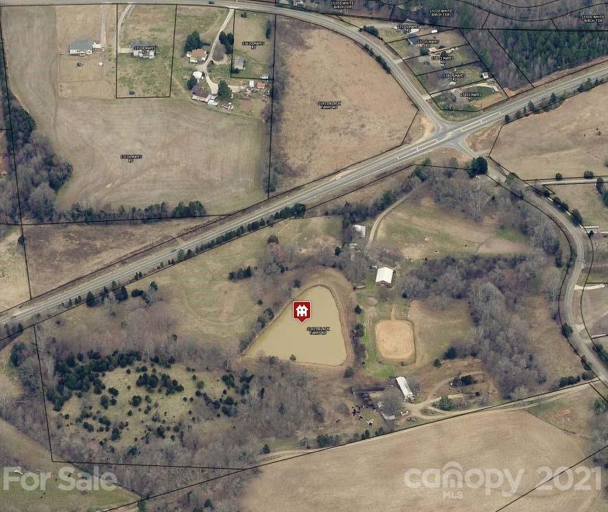 43.02 acres Huntersville, NC