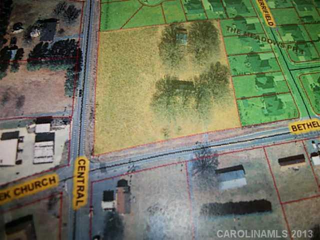 3.25 acres Locust, NC
