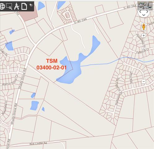 0 OLD TAMAH Road Irmo, SC 29063