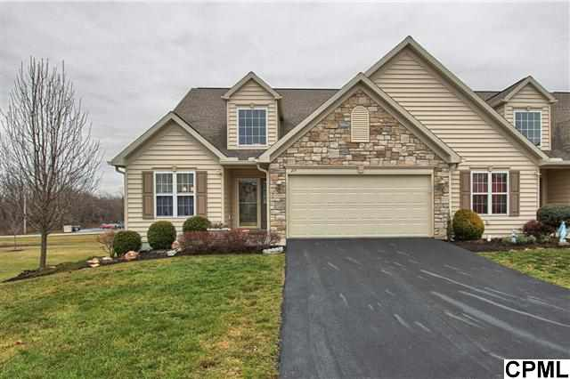 Single Family Home for Sale, ListingId:22112353, location: 219 Brookridge Court Harrisburg 17112