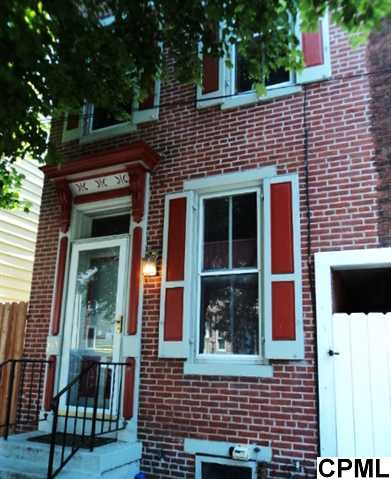 Rental Homes for Rent, ListingId:23019156, location: 213 Boas Street Harrisburg 17102