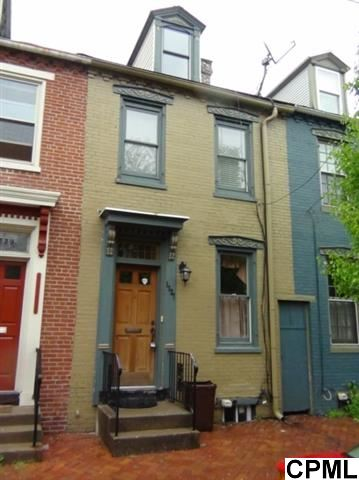 Rental Homes for Rent, ListingId:23269117, location: 1327 Green Street Harrisburg 17102
