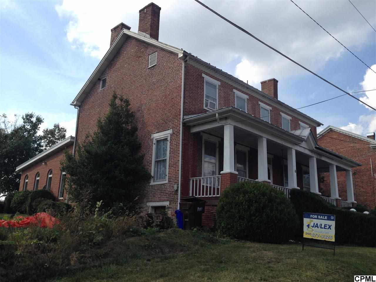 6 S High St, Newburg, PA 17240