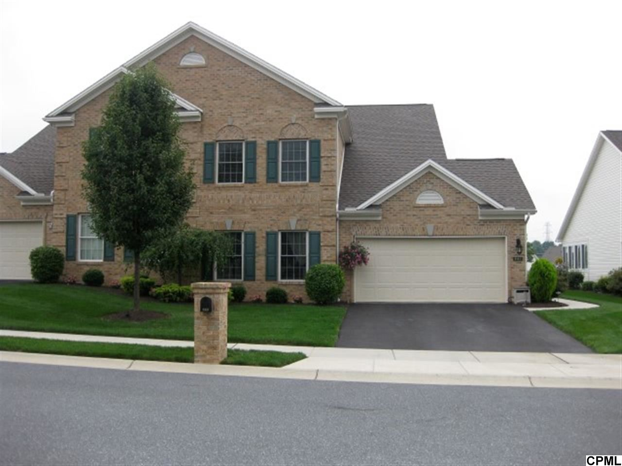 Single Family Home for Sale, ListingId:25538169, location: 443 QUIGGLEY CIRCLE Harrisburg 17112