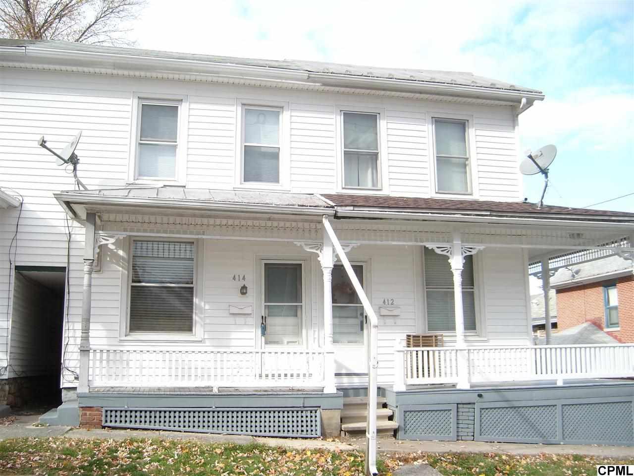 Real Estate for Sale, ListingId: 25909625, Newport,PA17074