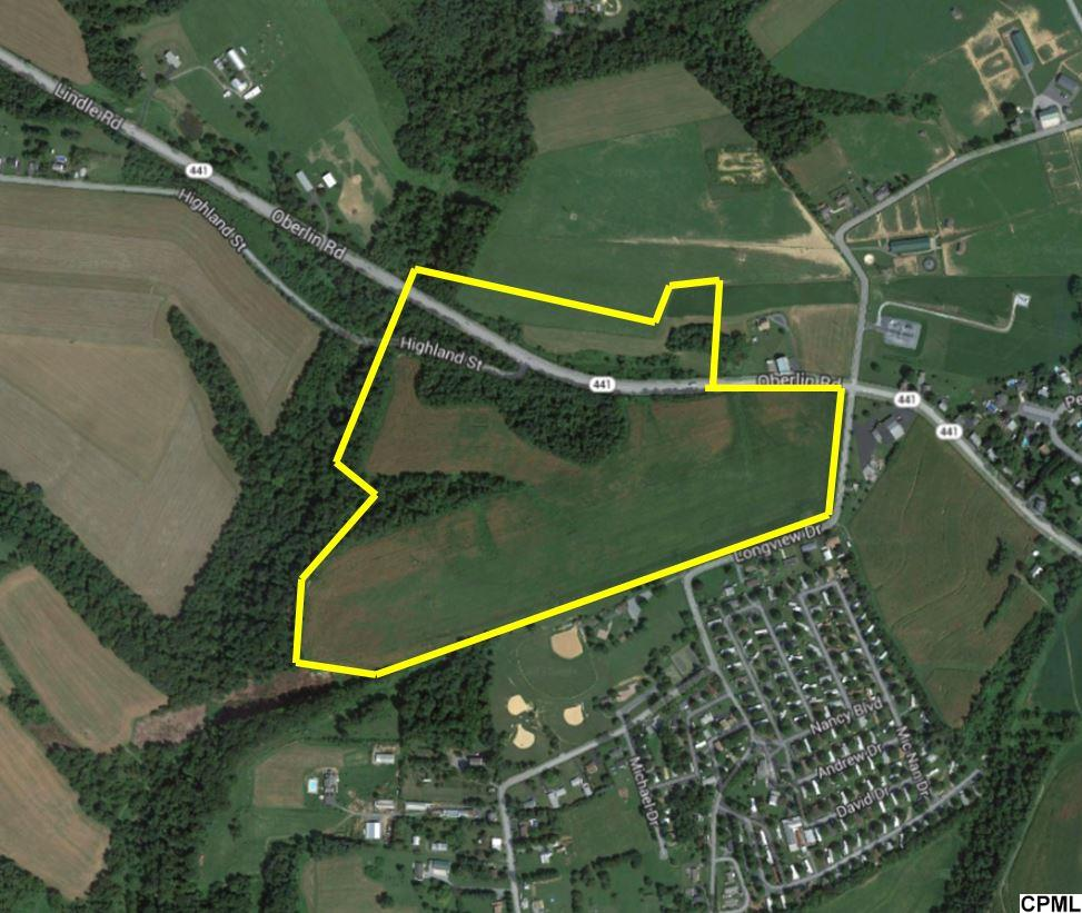 Land for Sale, ListingId:26067964, location: SW Corner of Oberlin Rd and Longview Dr Harrisburg 17111