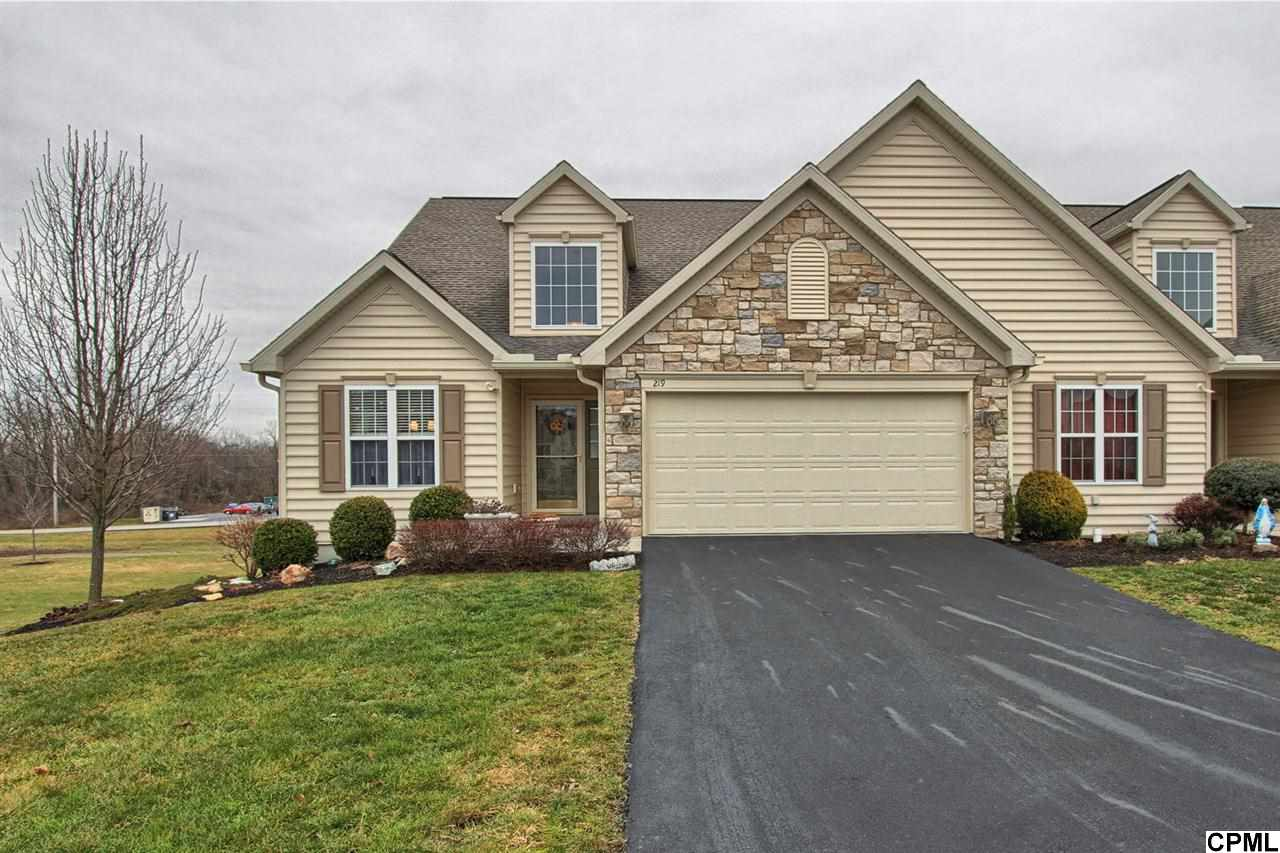 Single Family Home for Sale, ListingId:26392181, location: 219 Brookridge Court Harrisburg 17112