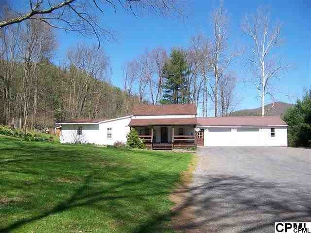 7277 Kettle Creek Rd, Leidy Township, PA 17764