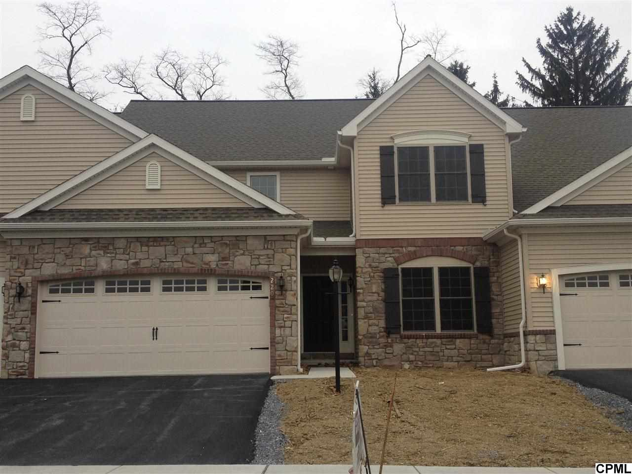 Single Family Home for Sale, ListingId:26530437, location: Lot 55 Tiverton Lane Harrisburg 17112