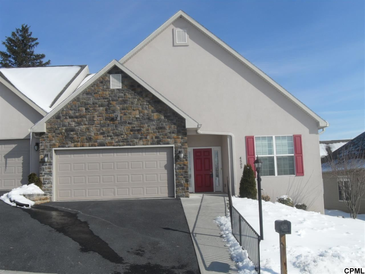 Single Family Home for Sale, ListingId:26755477, location: 4505 Hillside Court Harrisburg 17110