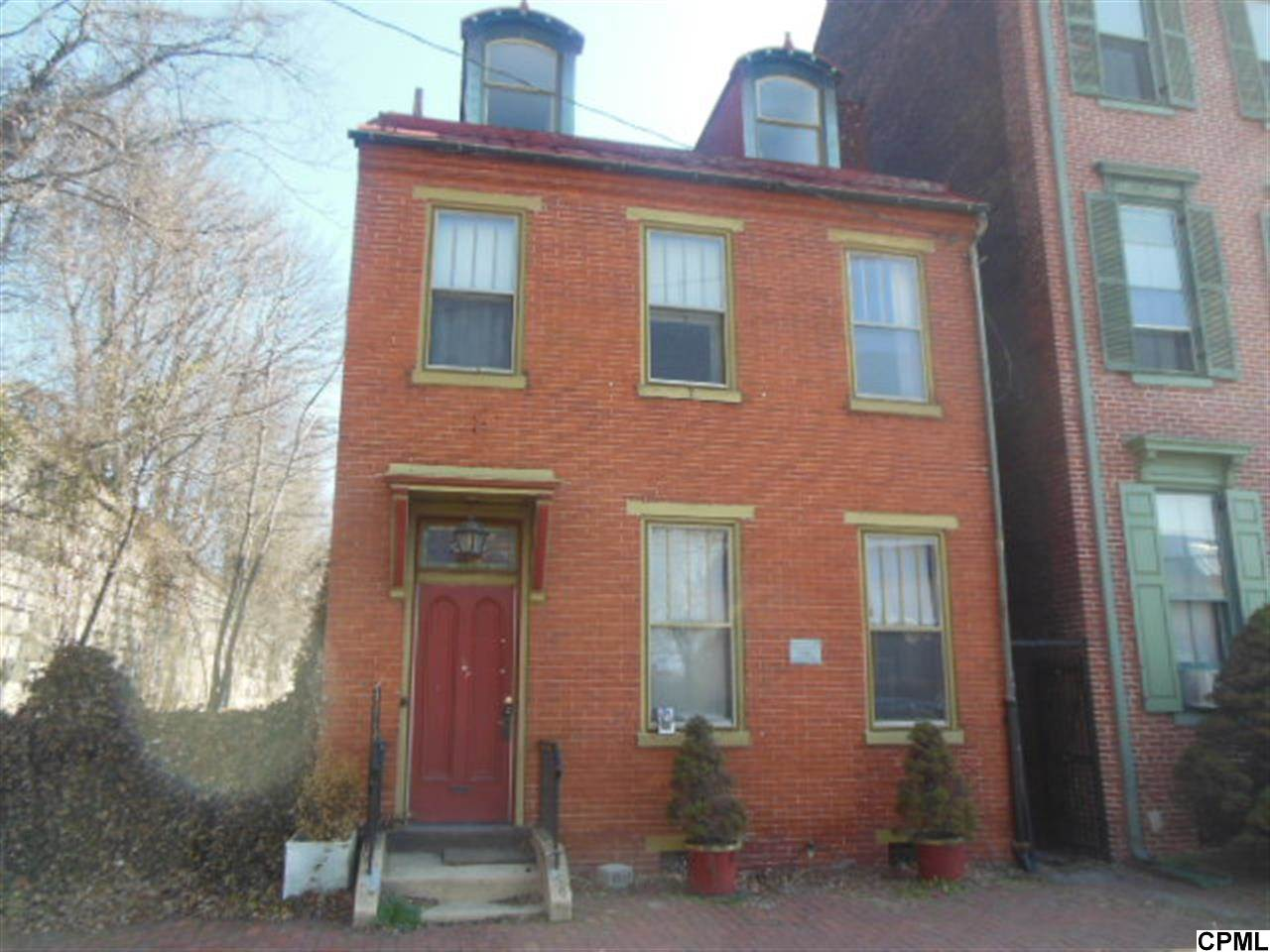 Single Family Home for Sale, ListingId:26886443, location: 329 S Front Street Harrisburg 17104