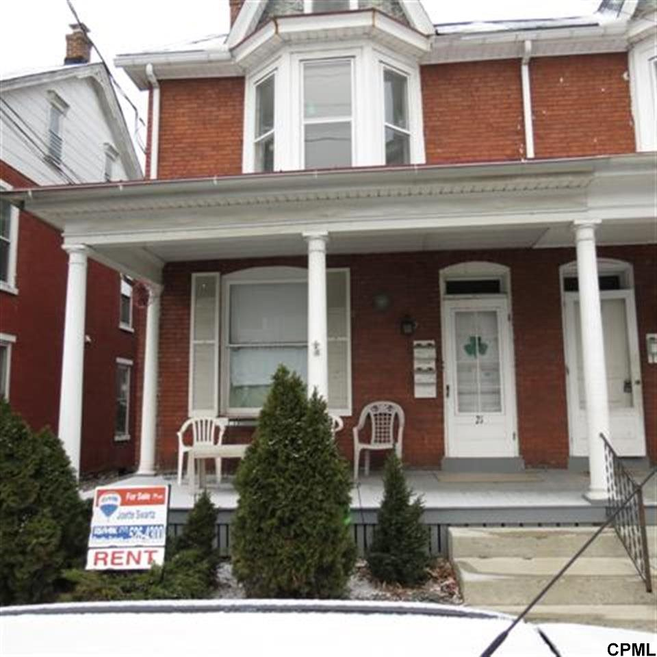 Rental Homes for Rent, ListingId:27284157, location: 21 N Pine Street Middletown 17057