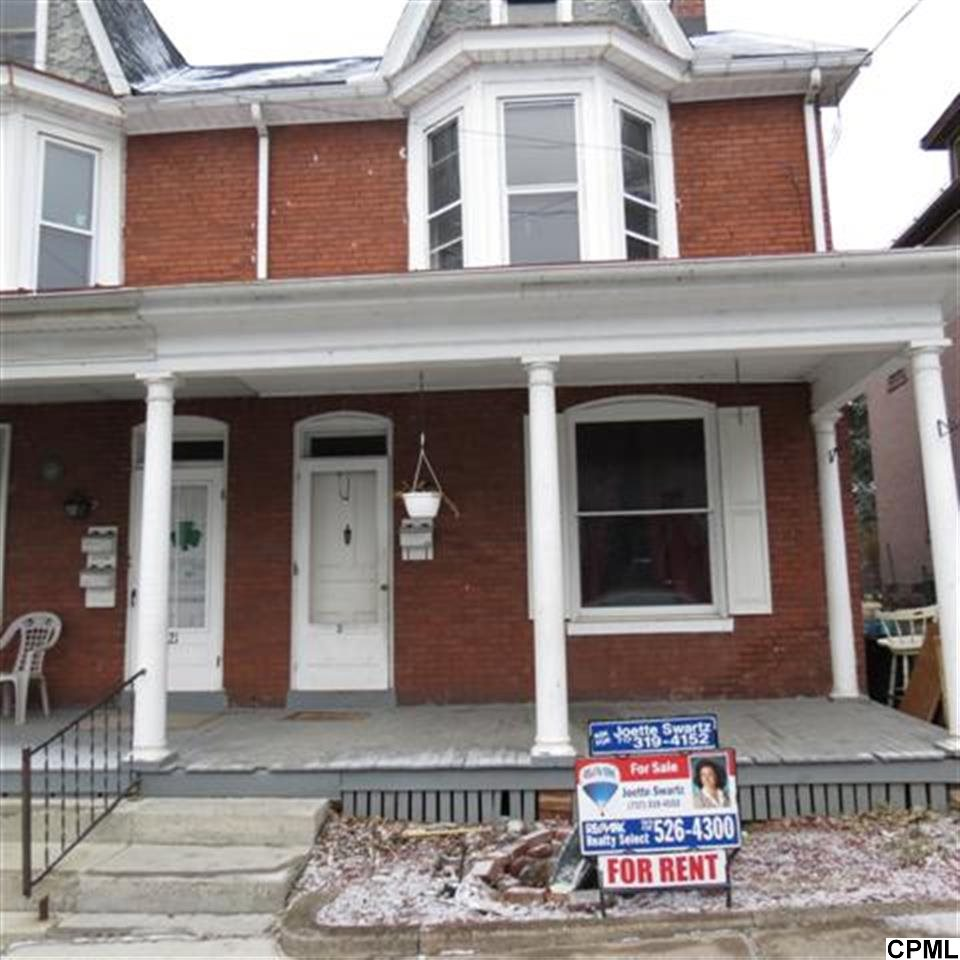 Rental Homes for Rent, ListingId:27284158, location: 23 N Pine Street Middletown 17057