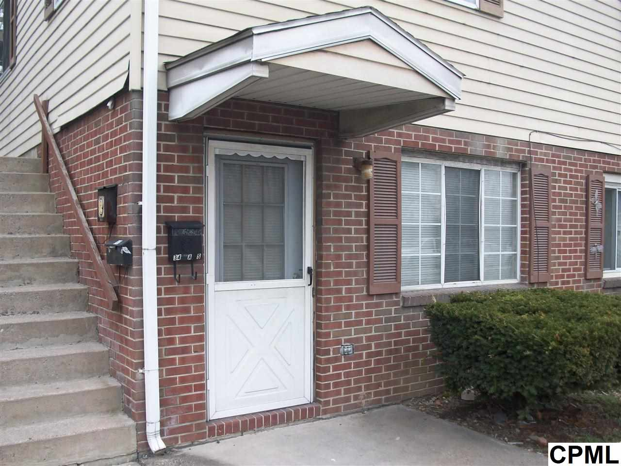 Rental Homes for Rent, ListingId:27604152, location: 341 S Front Street, Unit A Steelton 17113