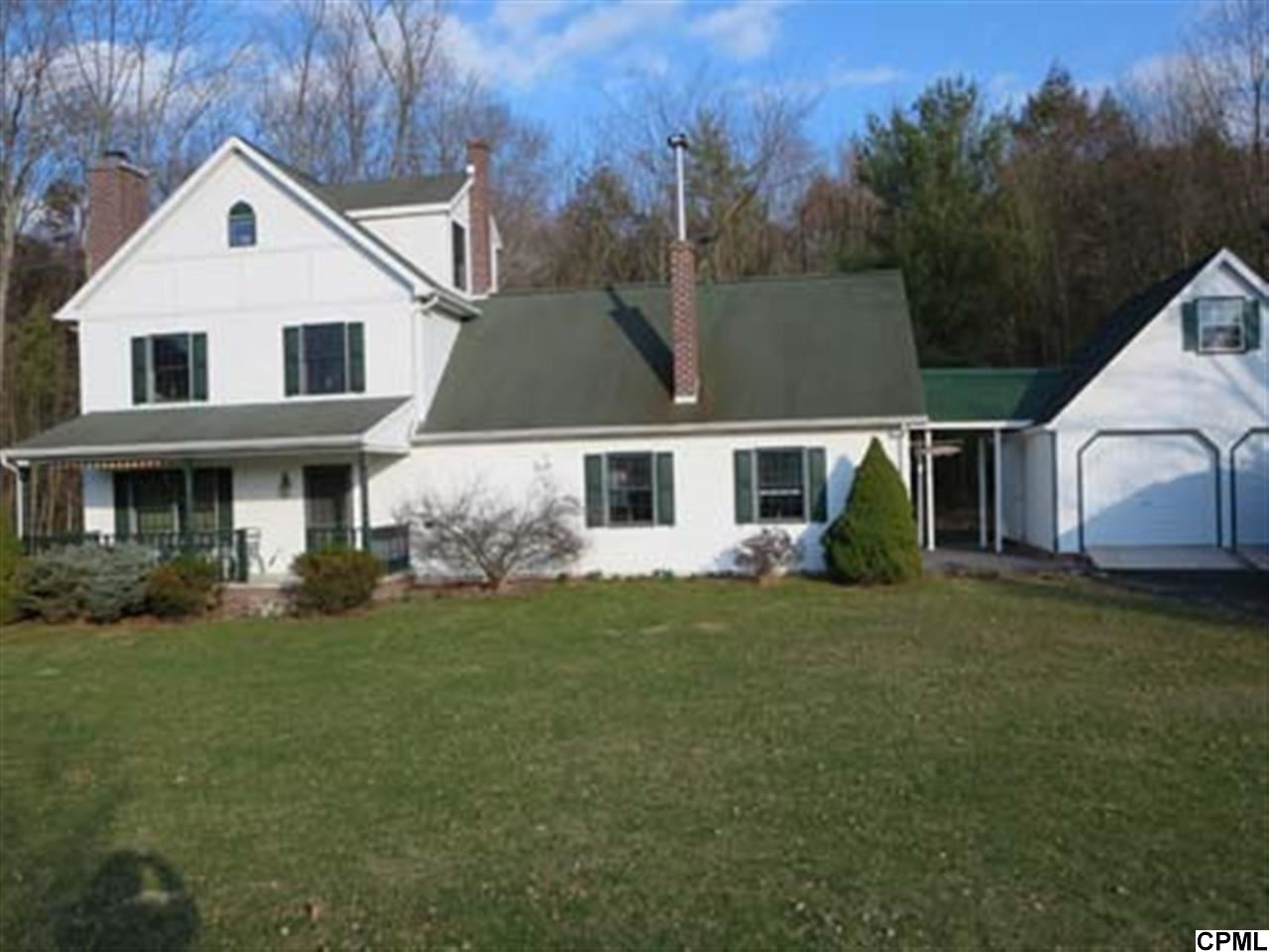 844 Lower Creek Rd, Milroy, PA 17063