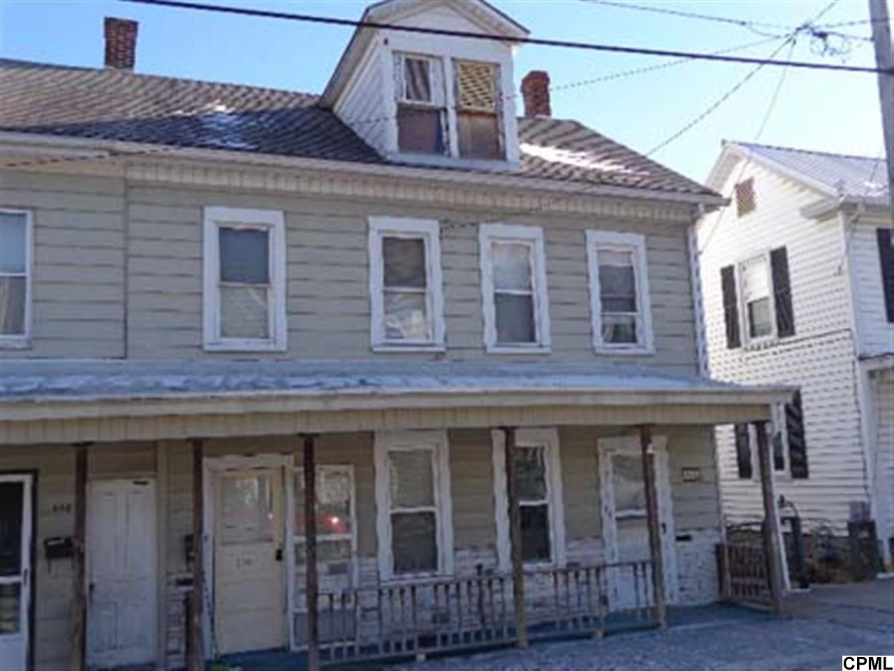 250-252 W 5th St, Lewistown, PA 17044