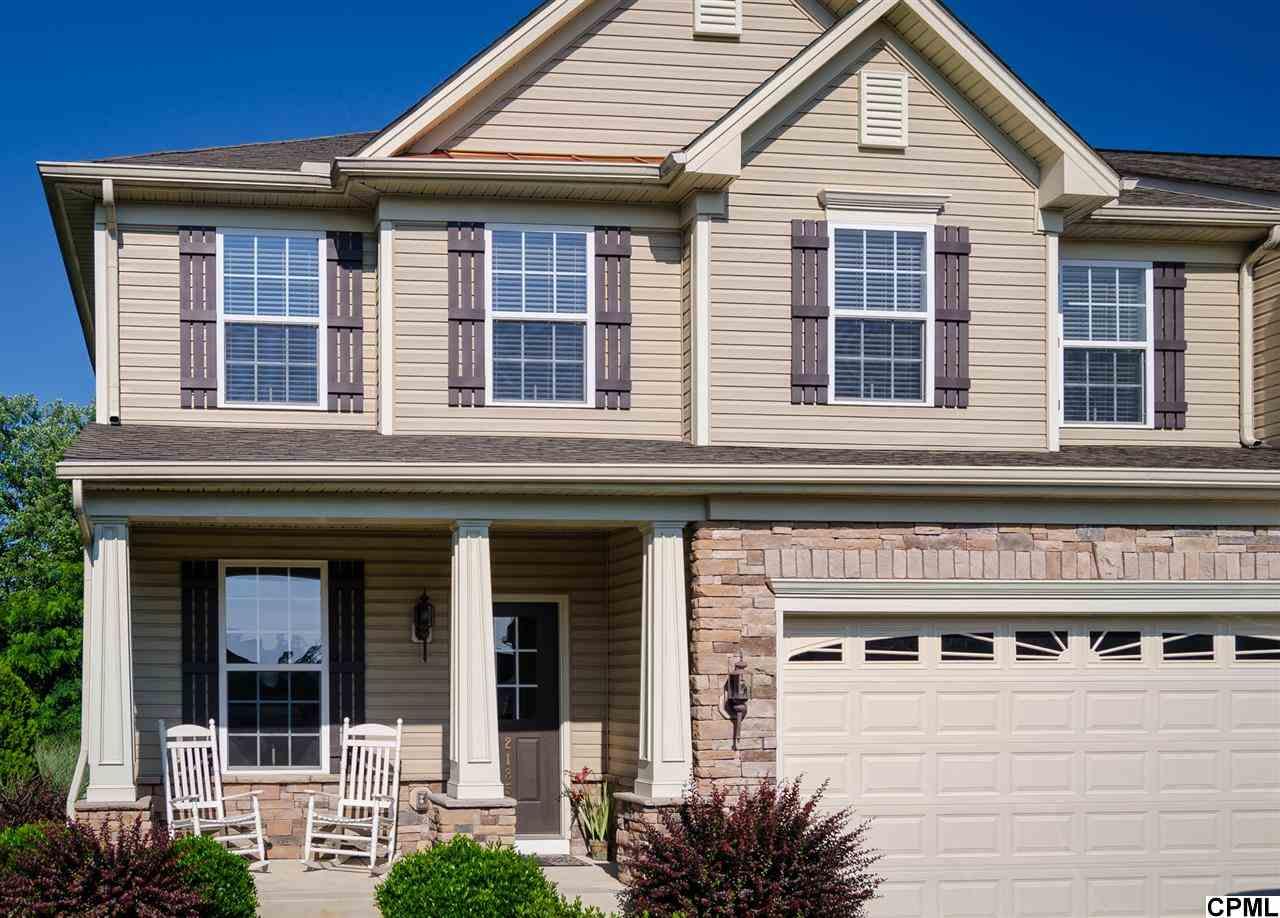Single Family Home for Sale, ListingId:28835378, location: 2185 Bordeaux Court Harrisburg 17112