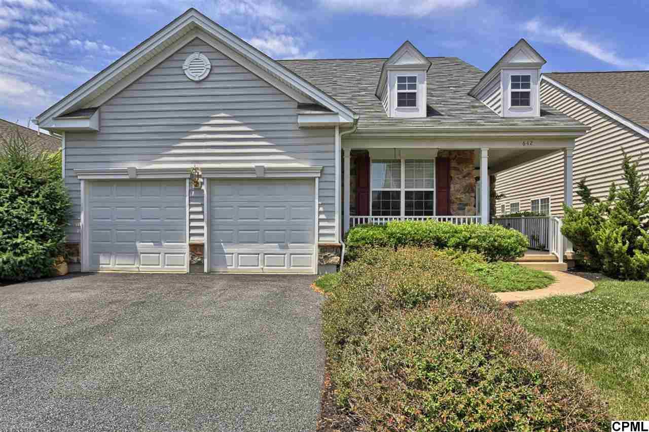Real Estate for Sale, ListingId: 28874402, Mt Joy,PA17552