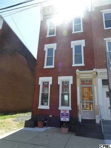 Rental Homes for Rent, ListingId:28934727, location: 315 Muench Street Harrisburg 17102