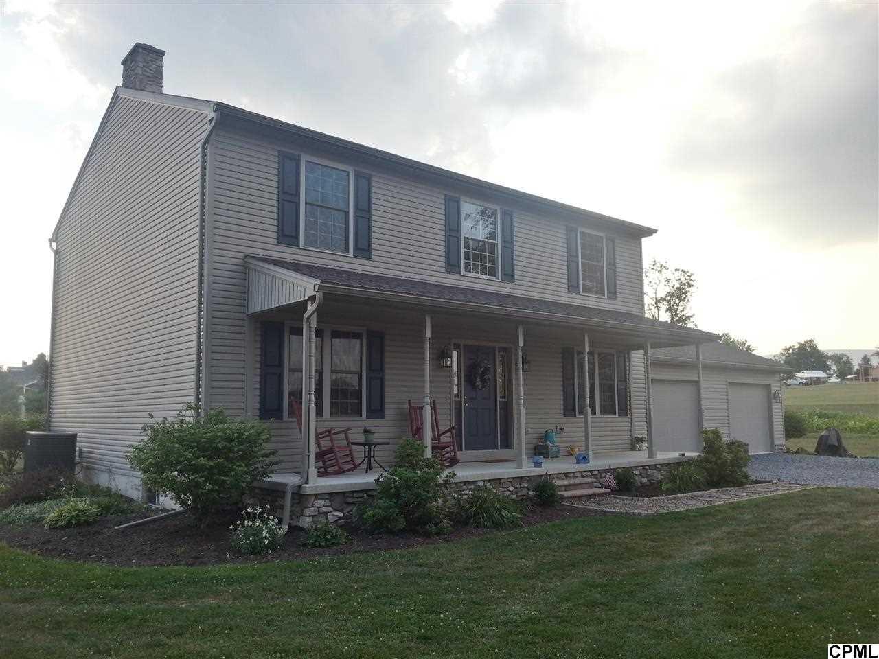 1 Wadel Ave, Newburg, PA 17240