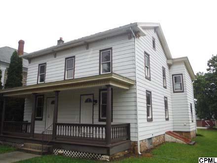 15 W Railroad St, McClure, PA 17841