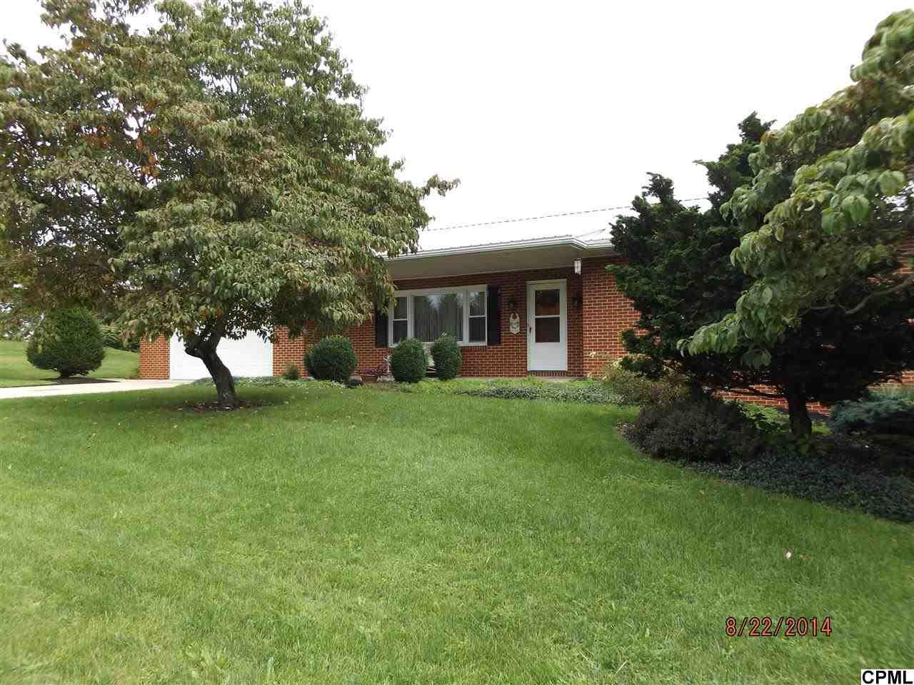 Real Estate for Sale, ListingId: 29696251, Mifflintown,PA17059