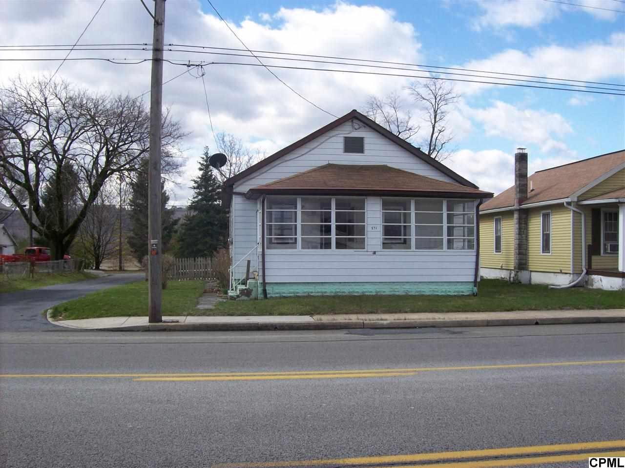 Rental Homes for Rent, ListingId:29867965, location: 571 2nd Street Highspire 17034