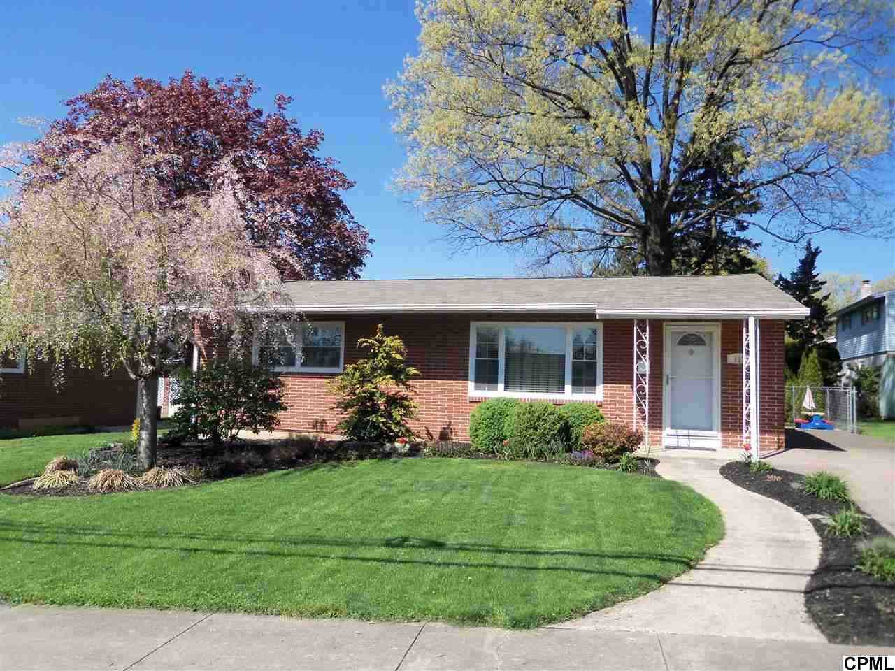 One of Camp Hill 3 Bedroom Single Story Homes for Sale