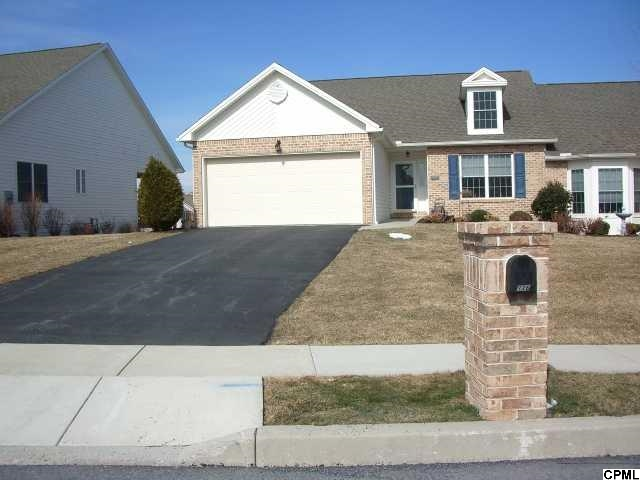 Single Family Home for Sale, ListingId:29957324, location: 116 Brynfield Way Harrisburg 17112