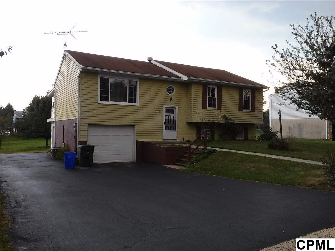 Rental Homes for Rent, ListingId:30011240, location: 4317 Winchester Road Dover 17315
