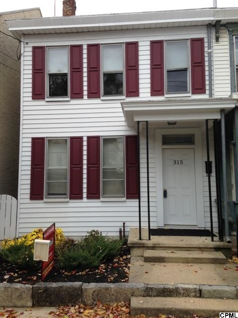 Rental Homes for Rent, ListingId:30042725, location: 315 E Louther Street Carlisle 17013