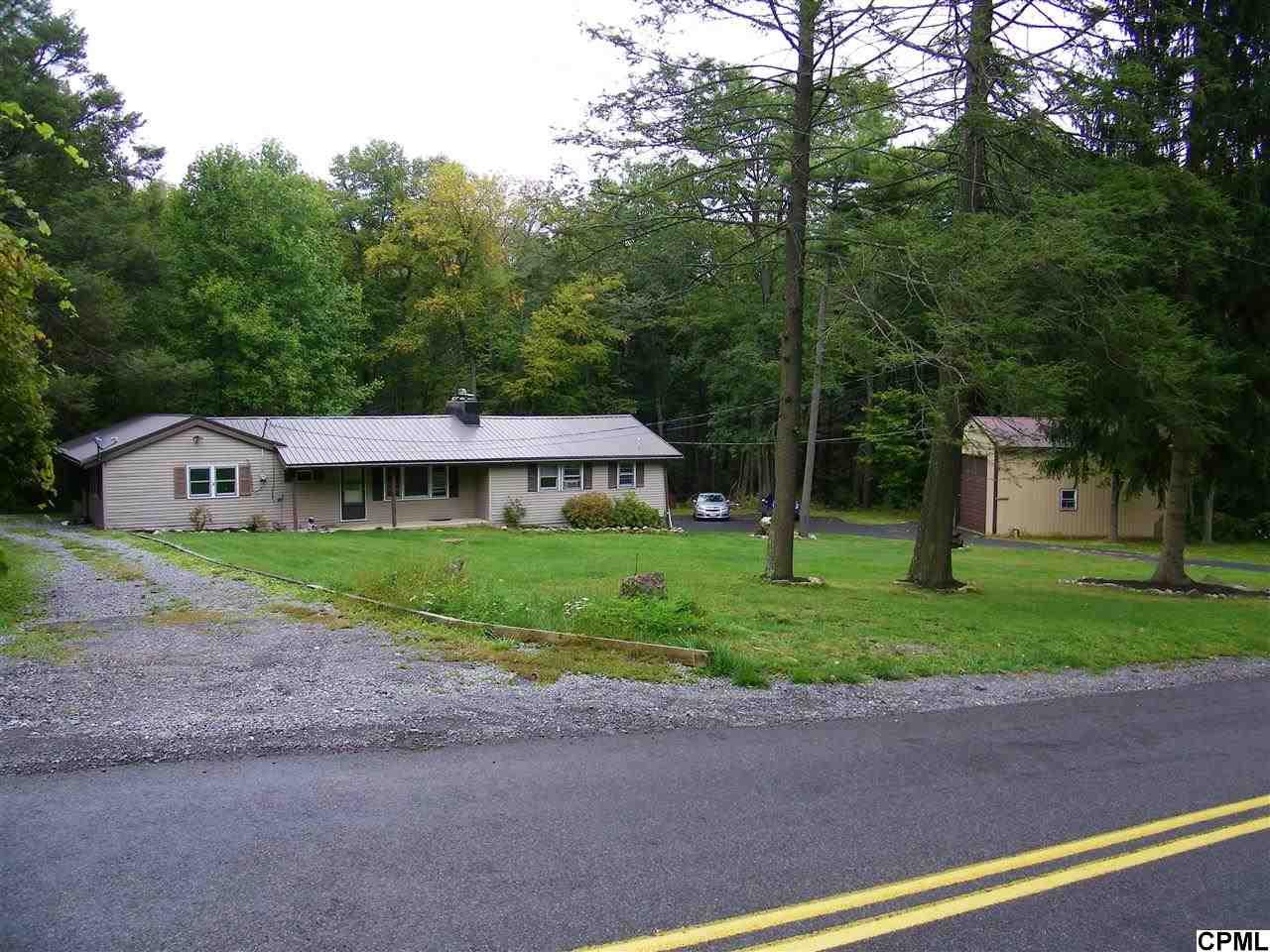 4934 Ulsh Gap Rd, McClure, PA 17841