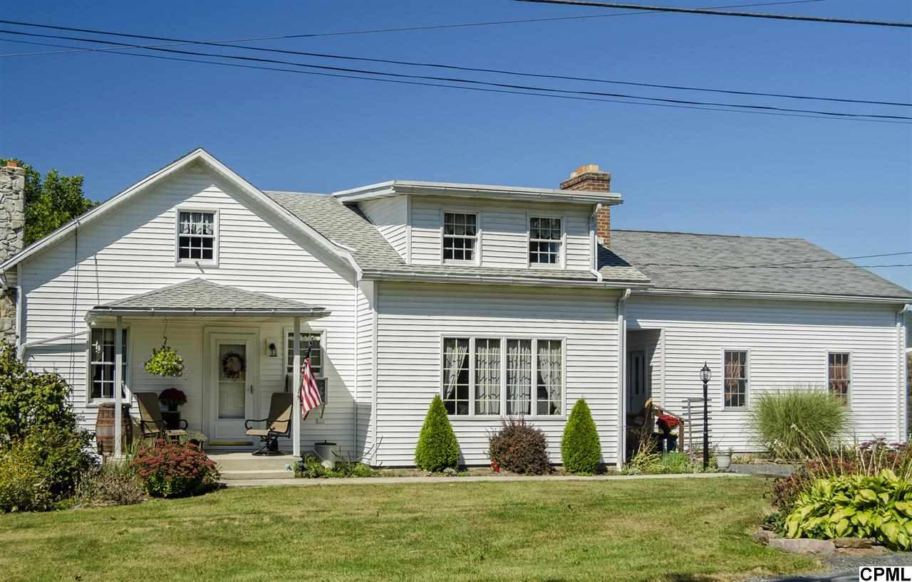 Real Estate for Sale, ListingId: 30103895, Pine Grove,PA17963