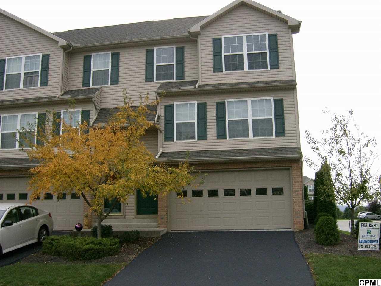 Rental Homes for Rent, ListingId:30189695, location: 515 MEADOWCROFT Mechanicsburg 17055