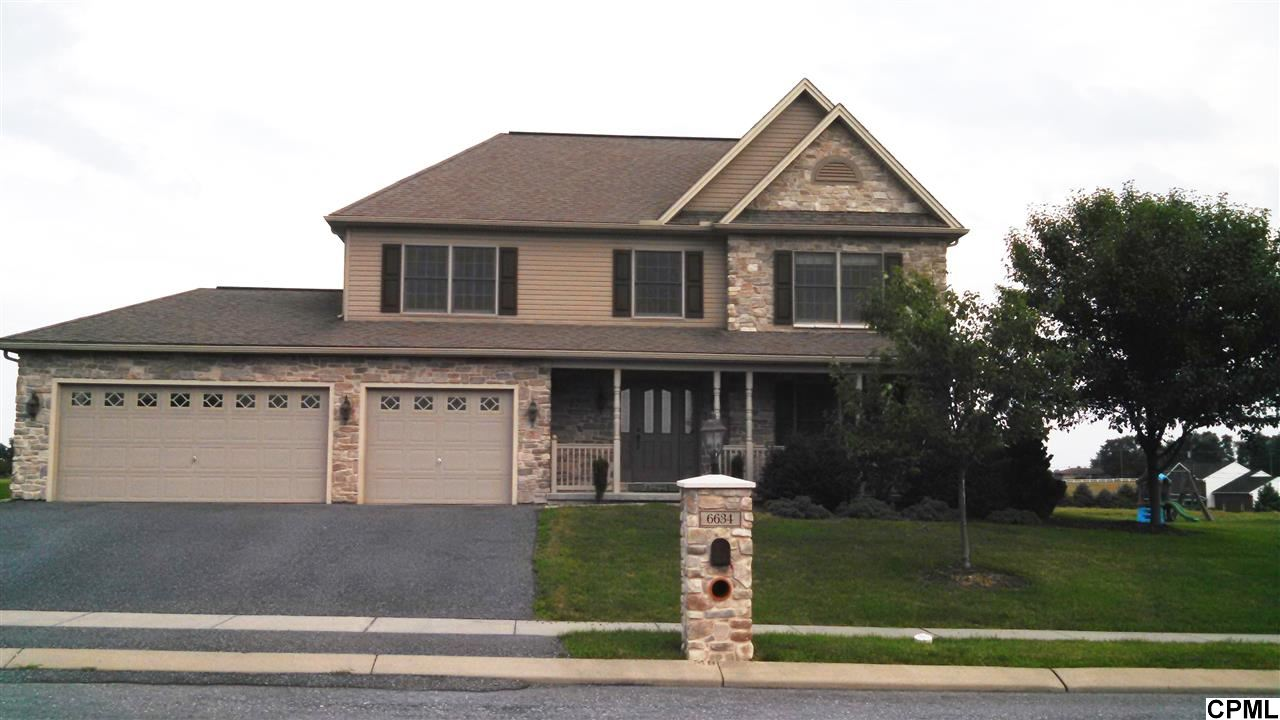 Rental Homes for Rent, ListingId:30286842, location: 6634 Painted Sky Drive Harrisburg 17111