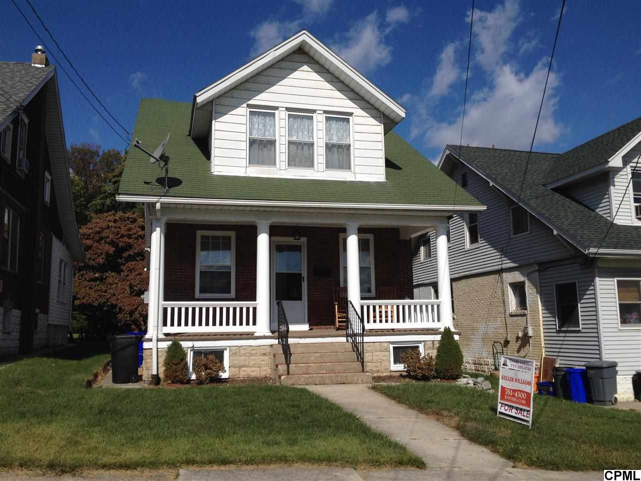 Rental Homes for Rent, ListingId:30370556, location: 123 15th Street New Cumberland 17070