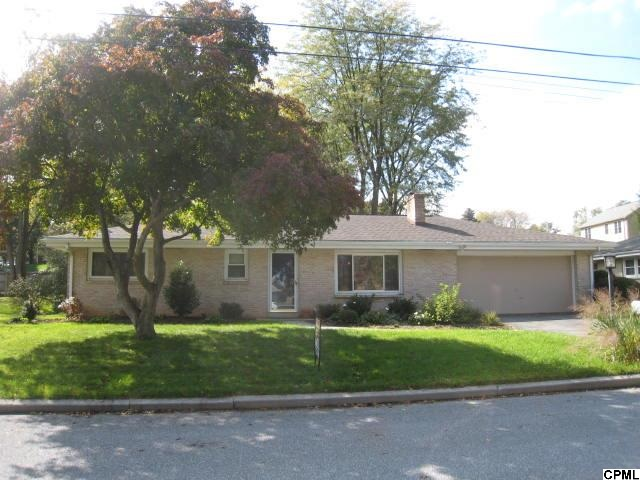 Rental Homes for Rent, ListingId:30384702, location: 1622 Albright Street Hershey 17033