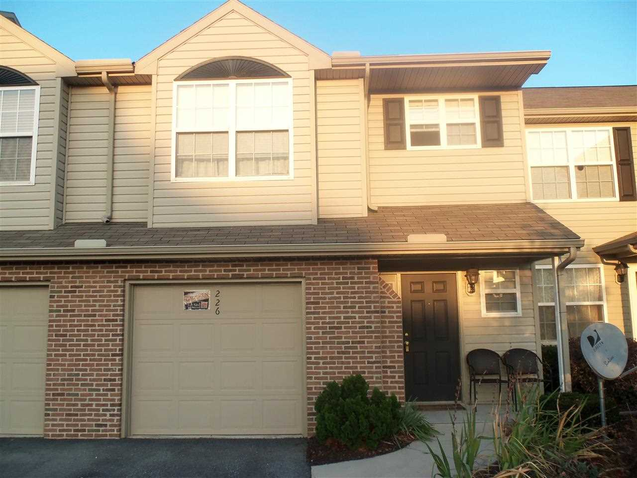 Rental Homes for Rent, ListingId:30634553, location: 226 Osprey Lane Hummelstown 17036