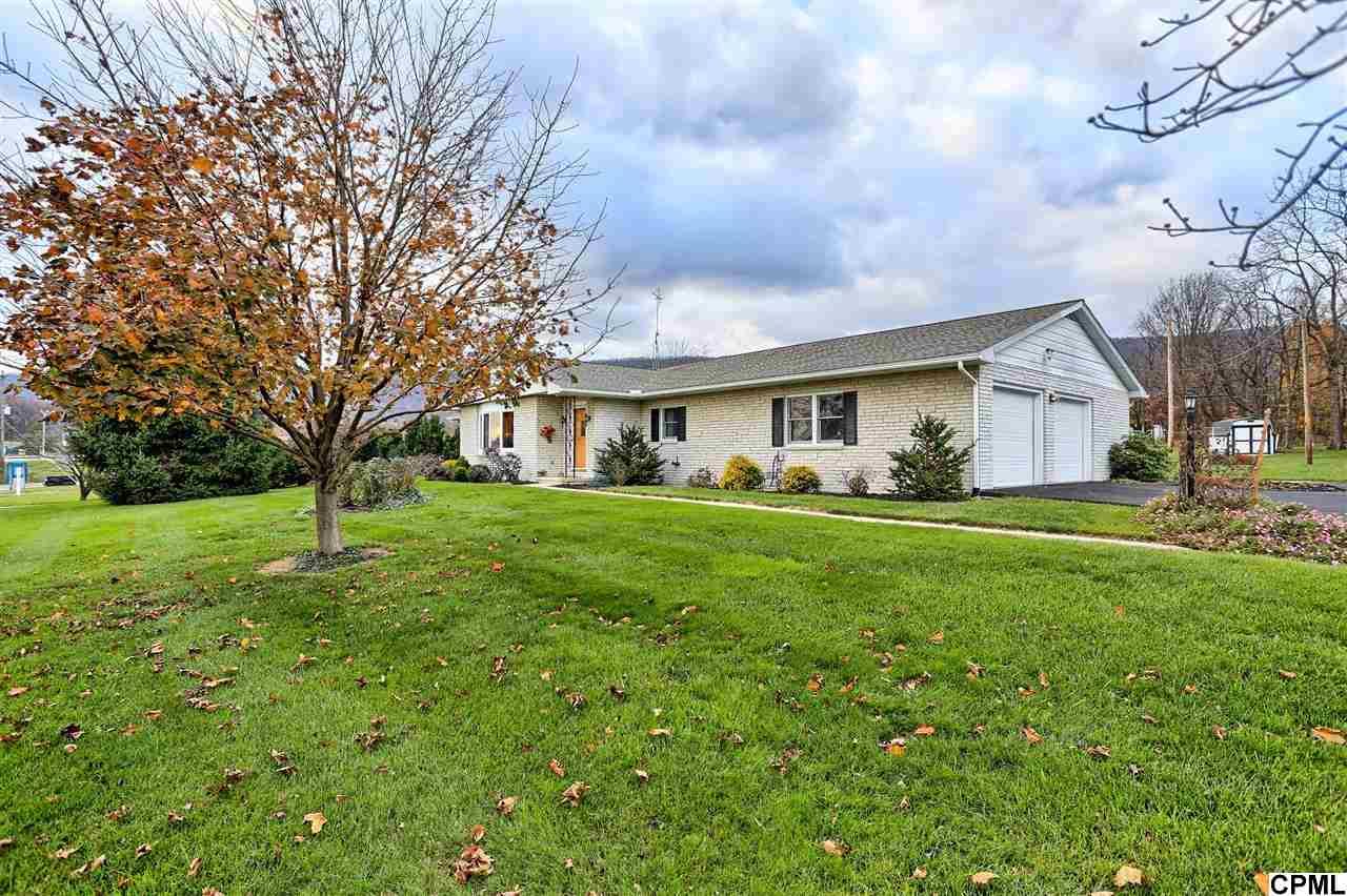 17809 Cumberland Hwy, Newburg, PA 17240